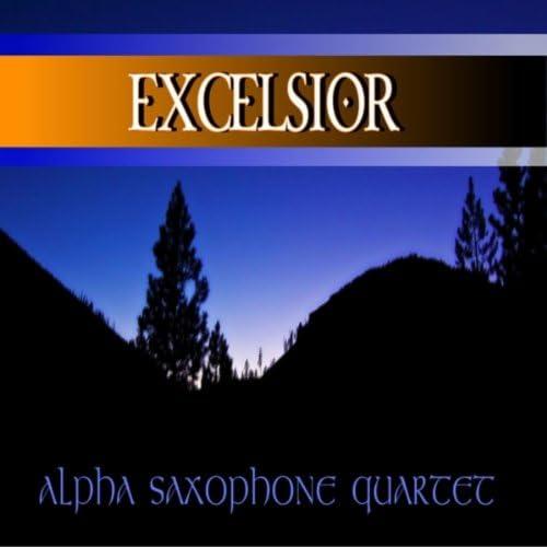Alpha Saxophone Quartet