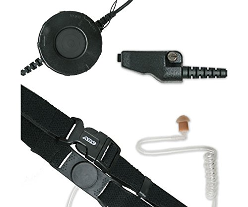 Why Should You Buy ARC T25012 Neck Strap Tactical Throat Mic for Kenwood Multi-Pin Two Way Radios (S...