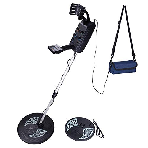 cjc MD-5008 High Sensitivity 3.5M Underground Metal Detector Gold Digger Treasure for Gold Coins Relics
