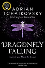 Dragonfly Falling (Shadows of the Apt Book 2)