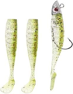 16 HATCHMATIC 5pcs Molto Hi-Acciaio Fai da Te Pesca USA con Fishing Lure Luce Jigging Assist Pesca