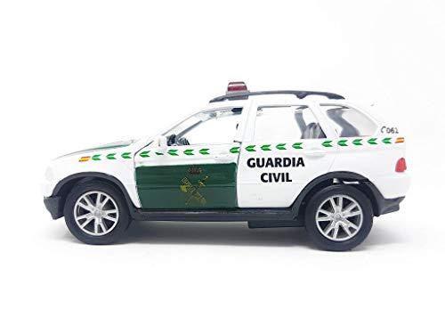 PLAYJOCS Coche Guardia Civil GT-3546