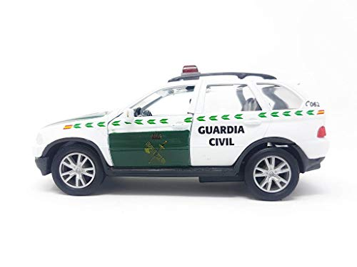 PLAYJOCS Coche Guardia Civil GT-3546