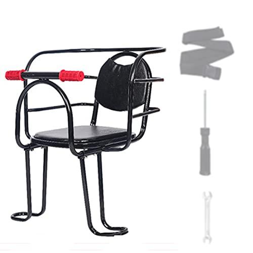 DevileLover Easy Asiento Seguridad Pasamanos Y Pedal Antideslizantes para Niños Asiento Posteriore...