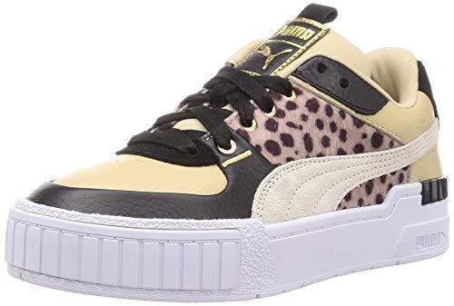 Zapatillas Puma Cali Sport W.Cats WnS Pale Khaki Mujer 37,5