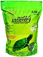 TAIYO PLUSS DISCOVERY Turtle Food 1KG / Refill Pack/Money Saver