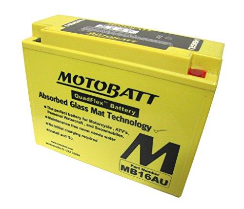 Ducati Monster 600 City Dark MB16AU-Batteria per motociclo 1999