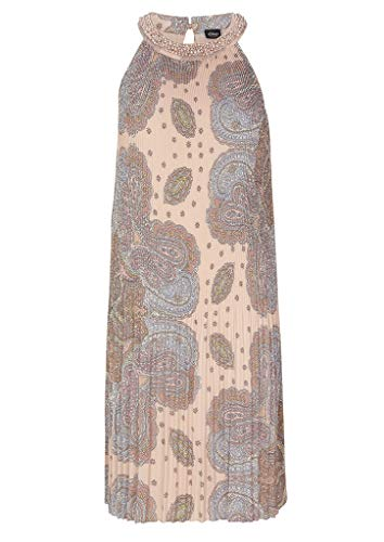 s.Oliver BLACK LABEL Kleid Vestito, 09a1 Paisley Print, 46 Donna
