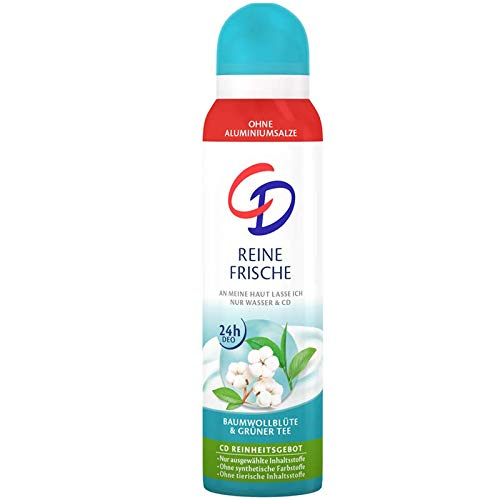 CD Deo Spray Reine Frische 150ml *