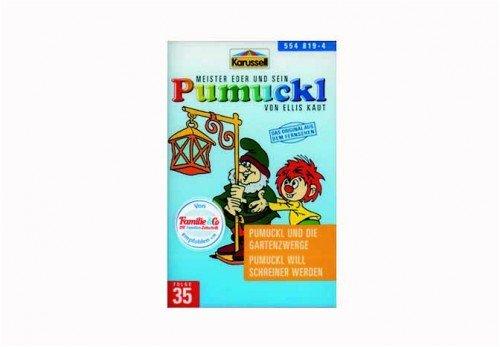 35:Pumuckl und die Gartenzwerge/Pumuckl Will Schre [Musikkassette]