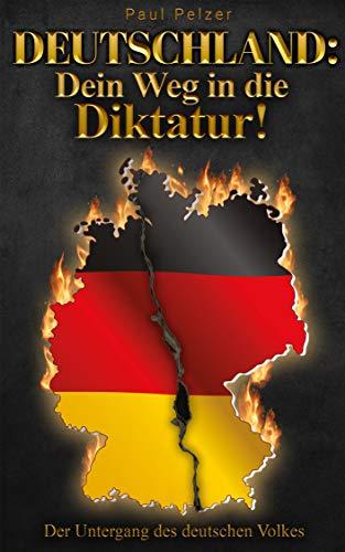 Deutschland: Dein Weg in die Diktatur!: Der Untergang des deutschen Volkes