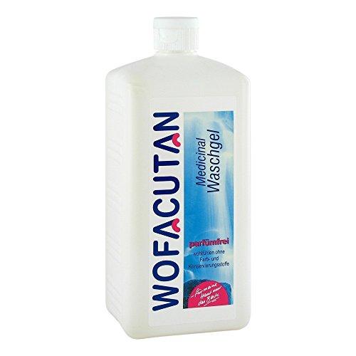 Wofacutan Medicinal Waschgel Spenderflasche 1000ml, Hautpflege, Dusch- und Bademittel