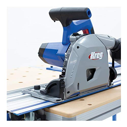 Kreg ACS-SAW Adaptive Cutting System Saw Bundle with 62-Inch Guide Track and Guide Track Connectors (4 Items)
