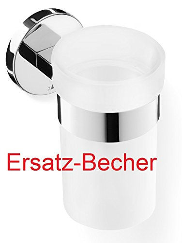 ZACK Ersatz-Becher für Zahnputzbecher 40098 Scala Zahnputzglas 940098G