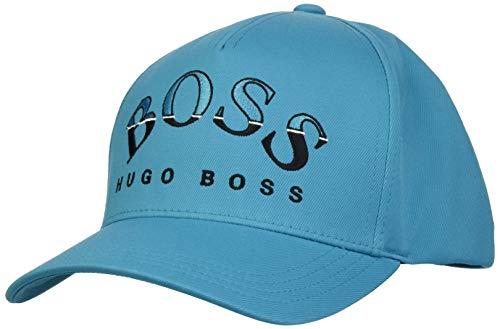 BOSS Herren Cap-curved-2 Baseballkappe, Open Blue, ONESI EU