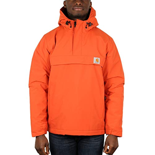Carhartt Nimbus Pullover Jacket Persimmon Medium/Persimmon