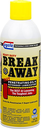 Cyclo - Breakaway Fast Penetrating Oil
