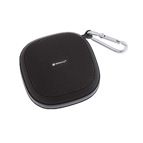 RAIKKO Festival Bluetooth Lautsprecher - Wasserdicht, staubresistent und robust!