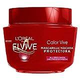 L'Oreal Paris Elvive Color Vive Mascarilla Protectora, para cabellos...