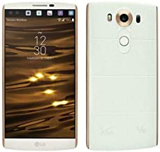 LG V10 5.7 Inch 4GB RAM 64GB ROM Hexa Core 16.0 MP LTE 4G Android 5.1 Cellphone 3000mAh 1080P Unlocked (White)