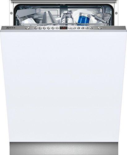 Neff S51P65X0EU A scomparsa totale 13coperti A++ Acciaio inossidabile, Bianco lavastoviglie