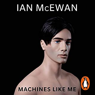 Couverture de Machines Like Me