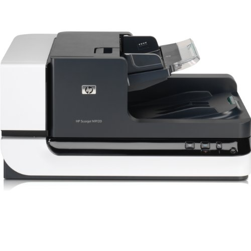 : HP Scanjet N9120 Document Flatbed Scanner