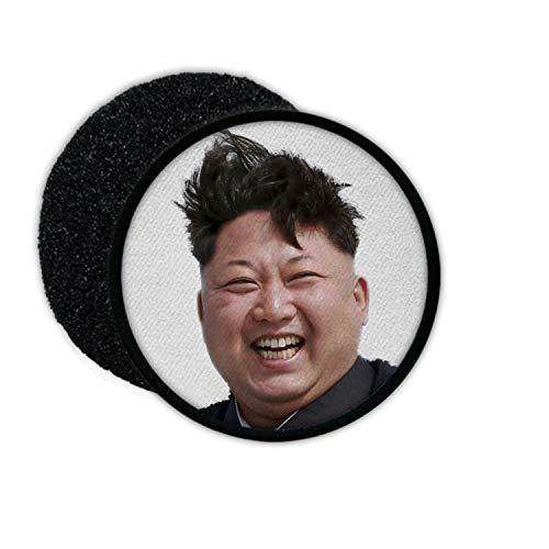 Copytec Aufnäher Oberste Führer Kim Jong un Diktator Nord-Korea Pjöngjang Fun #29162