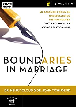 Boundaries in Marriage  An 8-Session Focus on Understanding the Boundaries That Make or Break a Marriage [DVD]