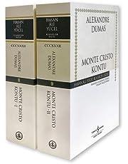 Monte Cristo Kontu-2 Kitap Takım, Hasan Ali Yücel Klasikler