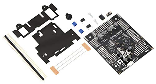 Pololu Shield für Zumo-Roboter mit Arduino Steuerung v1.2 integrierter DRV8835 Doppelmotortreiber und 3-Achsen-Beschleunigungssensor LSM303D
