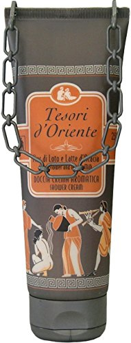 Lot de 12 Tesori d'Orient Douche Crème Fleurs Lotus & Lait Acacia 250 ml