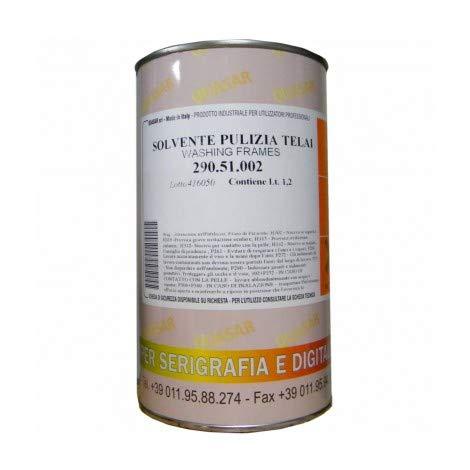 CPL Fabbrika Liquido Solvente 52 SP per la Pulizia dei telai