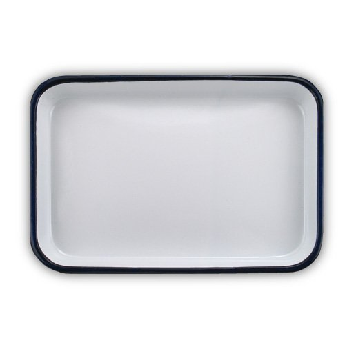 Art Alternatives Enamel Butcher Tray 7X10.5