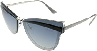 Prada Sunglasses For Women, Silver PR12US KI53A065 65 mm