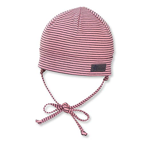 Sterntaler Baby-Mädchen Overall Beanie-Mütze, rosa, 47