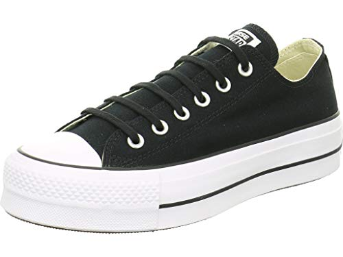 Converse ALL Star Sneakers Donna MOD. 560250C Tela Black Black 37
