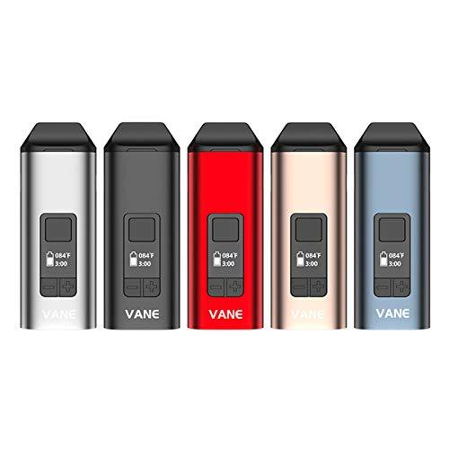 Yocan Vane ドライハーブ ヴェポライザー 1100mAh 内蔵バッテリー 超小型 (スカイブルー)