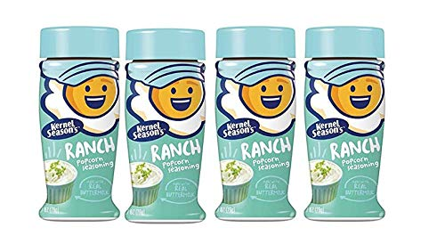 Learn More About Kernel Season's Popcorn Seasoning, Ranch, 2.7 ounce (Pack of 4)
