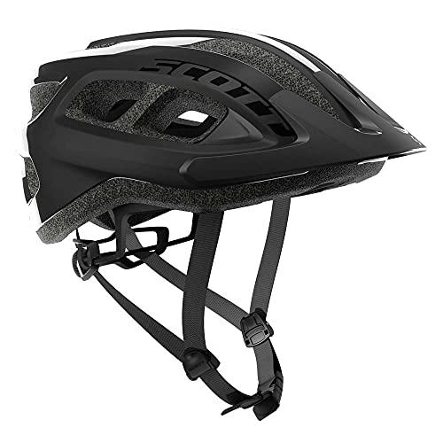 Scott Supra Helmet (Black, One Size) - 2021