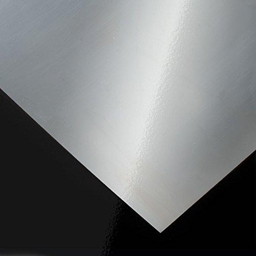Poliestireno Espejo Plancha Medidas 200cm x 100cm Grueso 1mm Color