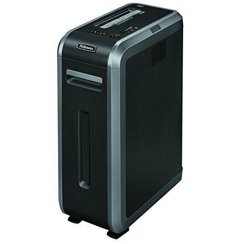in budget affordable Fellowes Powershred 125Ci 20 sheets with cross section Paper jam prevention paper Shredder, black