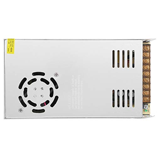 Transformador de fuente de alimentación, 110 / 220V DC 12V 500W AC Fuente de(12V40A(500W))