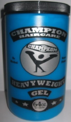 Champkom Heavyweight Styling Hold Gel Champion 64 Oz by Roomidea