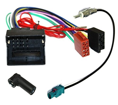 Aerzetix - Autoradio und Antenne Adapter-Kit