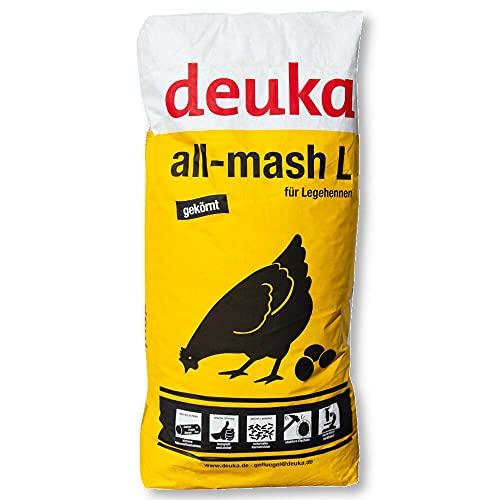 Deuka all-mash L gekörnt Alleinfuttermittel für Legehennen 25 KG