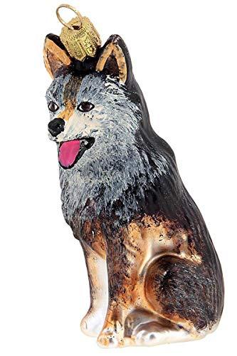 Hamburger Weihnachtskontor - Außergewöhnlicher Christbaumschmuck -Wolf