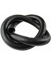 AISENPARTS Slangen Draad Conduit Slang Split Loom WireHarness Wrap Cover Sleeve Conduit Zwart Gegolfde Flexibele Vijverslang PP Polyethyleen Slang Flexibele Pijp Slang 7mm, 10mm, 15mm Diameter