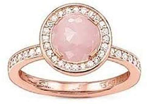 Bijoux pour tous anillos Mujer oro vermeil