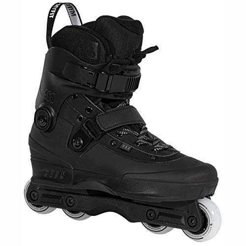 USD Aeon 60 XXI Aggressive Skates - Black